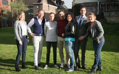 Young MKB Haarlem verwelkomt nieuwe bestuursleden!