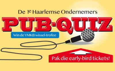 Doe mee aan de 1e Ondernemers PUB-QUIZ